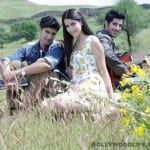 What did Aditya Seal, Tanuj Virwani and Izabelle Leite do for Purani Jeans?
