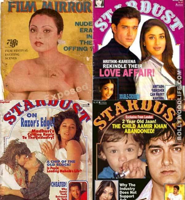 Hrithik Roshan, Rekha and Aamir Khan's most sensational magazine covers!