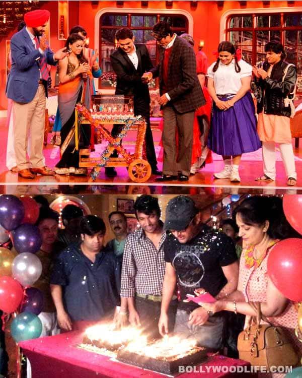 How did Kapil Sharma celebrate his birthday? View pics!