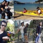 Asha Negi and Ritwik Dhanjani's romantic holiday in Australia - view pics!