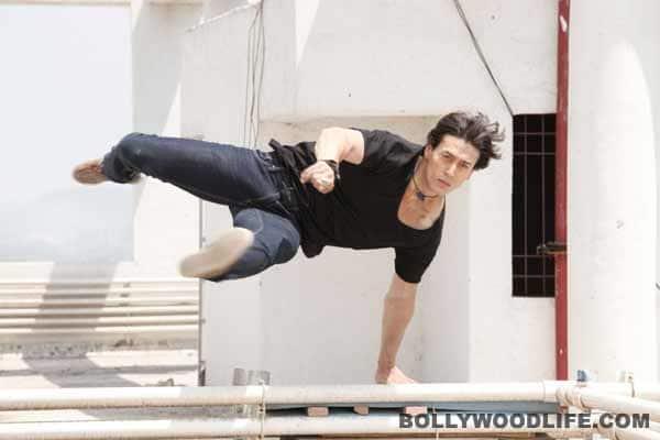 Tiger Shroff breaks stuntman's jaw while shooting for Heropanti!