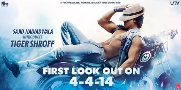 Heropanti Teaser Poster