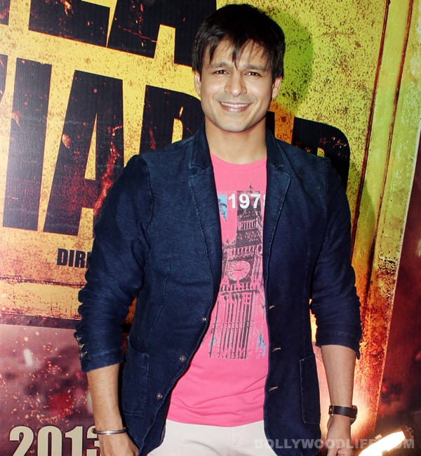 Vivek Oberoi campaigns for Jaitley in Amritsar this Lok Sabha Elections 2014
