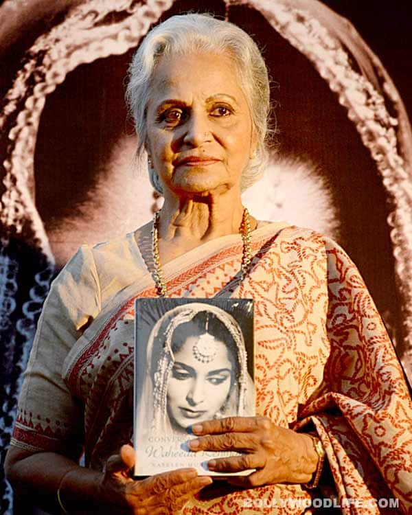 Waheeda Rehman: I am happy all women-centric movies are doing very well – like Highway and Queen
