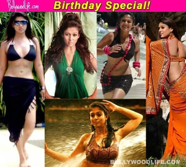 Check out 10 hottest pictures of birthday gal Nayanthara – view pics!