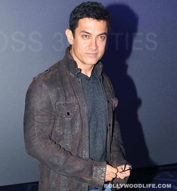 Aamir Khan: I'm not on Instagram