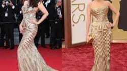 Aishwarya Rai Bachchan's copy cat act at Cannes 2014!