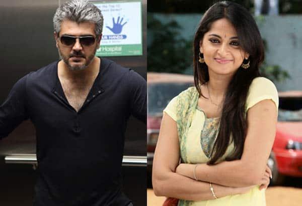 Is Ajith and Anushka Shetty's next film titled Sathya?