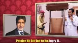 Filmistaan, Amitabh Bachchan