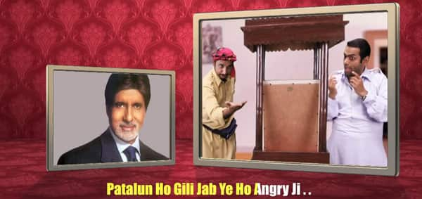 After Katrina Kaif and Salman Khan, now Amitabh Bachchan turns god-Watch aarti video!