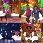 Anu Malik and Krushna Abhishek do the towel dance in Entertainment Ke Liye Kuch Bhi Karoge: Watch video!