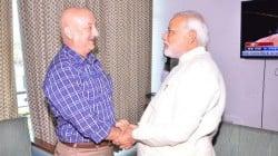 When Anupam Kher met Narendra Modi