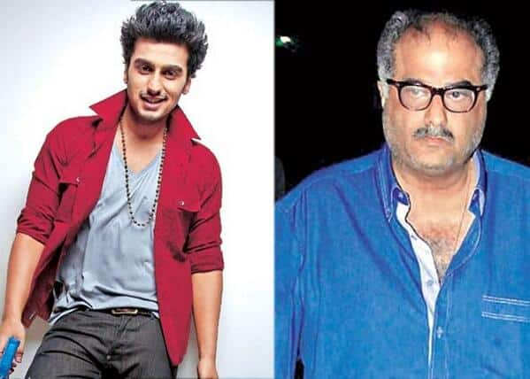 Arjun Kapoor grateful to fans for wishing for father Boney Kapoor's well-being