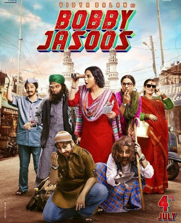 5 reasons why we loved Vidya Balan's Bobby Jasoos trailer!