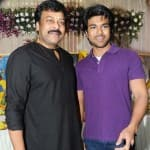 Chiranjeevi to team up with Ram Charan for his 150th film?