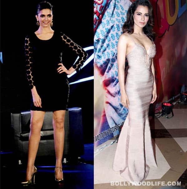Deepika Padukone: I like Kangana Ranaut's style!