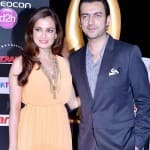 Dia Mirza was clueless about Sahil Sangha's engagement plans