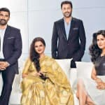 Fitoor first look: Aditya Roy Kapur, Katrina Kaif and Rekha in one frame!