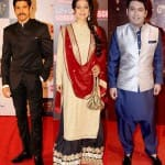 Farhan Akhtar, Juhi Chawla and Kapil Sharma receive Dadasaheb Phalke award