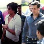 Salman Khan's Kick and Shahrukh Khan's Happy New Year shoot stalled!