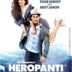 Heropanti movie review: Tiger Shroff aces as an action hero in this ordinary Bollywood masala flick!