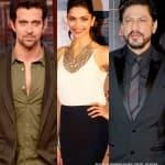 Shahrukh Khan, Deepika Padukone, Hrithik Roshan set to entertain audiences in 2014