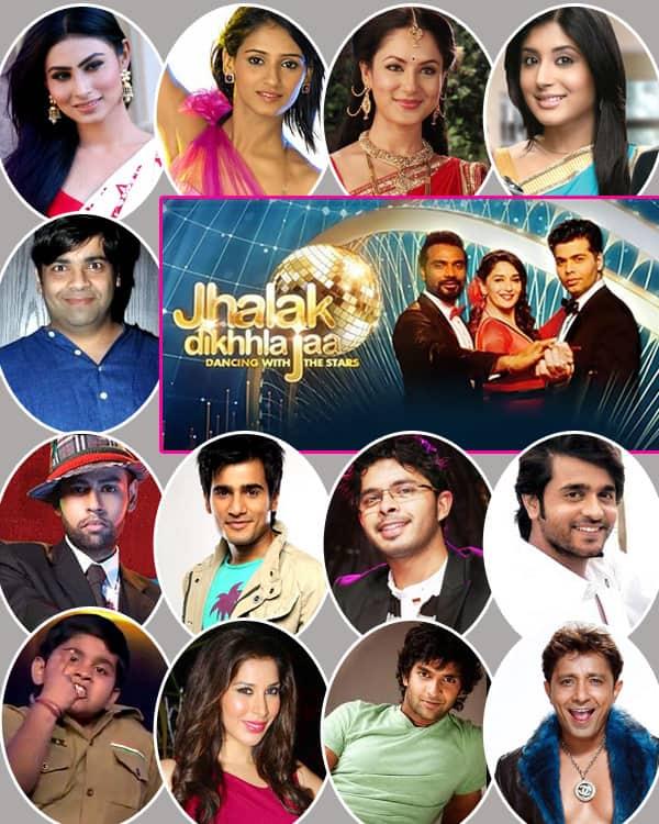 Jhalak Dikhhla Jaa 7 final contestant list: Kritika Kamra, Karan Tacker, Ashish Sharma to battle it out thisseason!