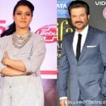 Is Kajol following Anil Kapoor?