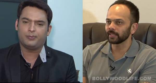 What are Kapil Sharma and Rohit Shetty doing in Amole Gupte's Hawaa Hawaai? Watch video!