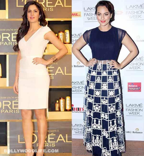 Prabhu Dheva chooses Katrina Kaif over SonakshiSinha?