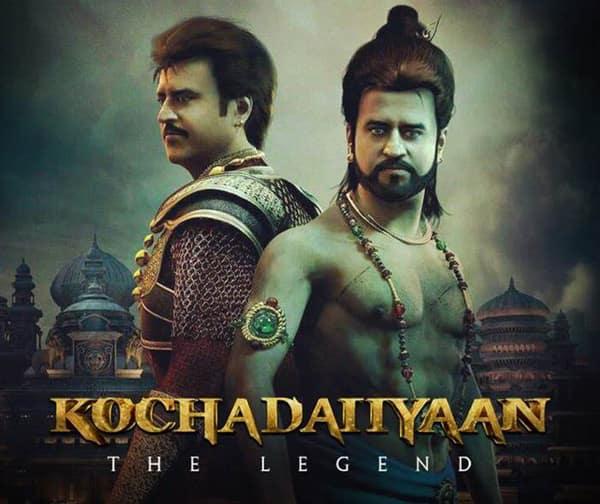 Rajinikanth's Kochadaiiyaan fever grips Chennai!