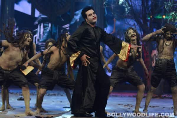 Entertainment Ke Liye Kuch Bhi Karega: Krushna Abhishek does a SunnyLeone!