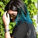 Kylie Jenner gives her family the blues