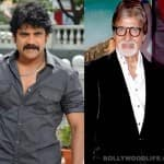 What is Amitabh Bachchan doing in Nagarjuna and late Akkineni Nageswara Rao's Manam?