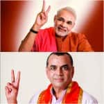 Who replaced Paresh Rawal in Narendra Modi's biopic?