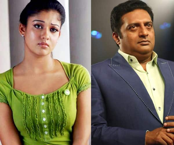 Nayantara and Prakash Raj banned from Telugu film industry?