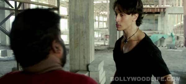 Heropanti dialogue promo: Tiger Shroff's one man army!