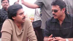 What is the title of Pawan Kalyan and Venkatesh's Telugu remake of OMG-Oh My God!?