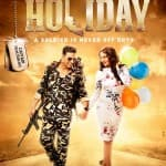Team of Holiday promotes film through postcards