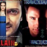 Sidharth Malhotra and Shraddha Kapoor's Ek Villain poster copied from Hollywood film Face/Off?