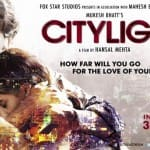 Why does Hansal Mehta think Rajkummar Rao's City Lights is a common man's love story?