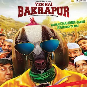 Yeh Hai Bakrapur movie review: This quirky story about Shahrukh the goat will surely bring a smile!