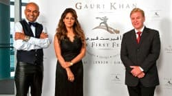 Gauri Khan launches her signature line with The First Ferry!