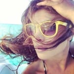 Who is Priyanka Chopra's partner on the cruise?