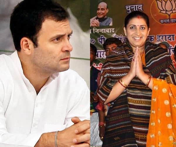 Despite Amethi loss, will Smriti Irani beat Rahul Gandhi?