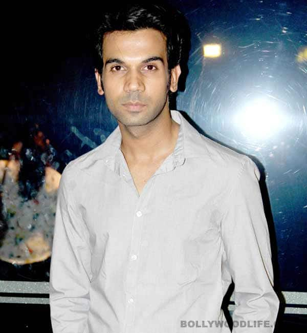 Rajkummar Rao: I don't compare myself with the Khans