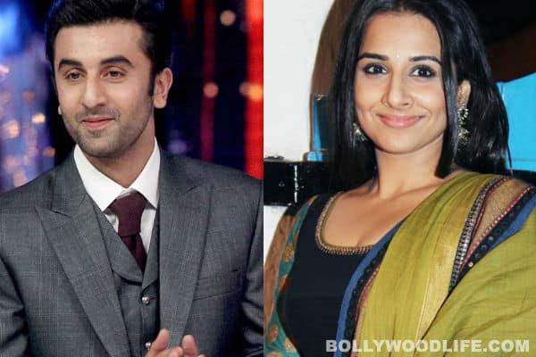 Vidya Balan: Ranbir Kapoor's Jagga Jasoos no competition!