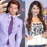 Is Ranveer Singh following Madhuri Dixit's footsteps?