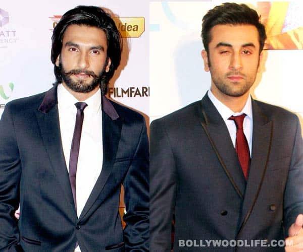Ranbir Kapoor inspired by Ranveer Singh?