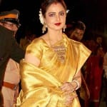 Rekha: Film industry was not my choice but I am glad it happened